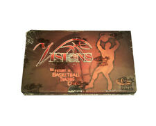 1995 Classic Visions Premiere Edition Basketball Box Sealed (24 Packs)
