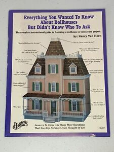 Everything You Wanted To Know About Dollhouses By Nancy Van Horn #1008