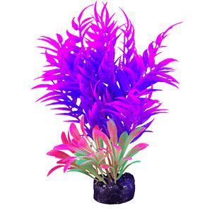 "Marina iGlo Plant Pink Limnophila 7.5"" - Aquarium Plant"