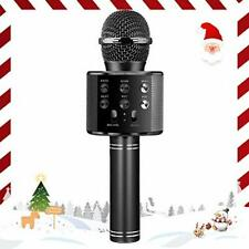 LITTLEFUN Gift for 5-11 Year Old Girls, Karaoke Microphone Machine for Kids Girl