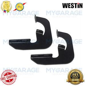 Westin For Honda/Acura 2009-2013 Running Boards Mounting Brackets 27-1985