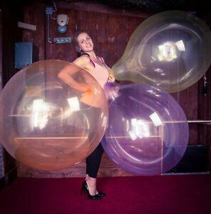 "1 x Belbal 24"" Luftballon CRYSTAL-SOAP COLORS *B250*NEW*NEU*"
