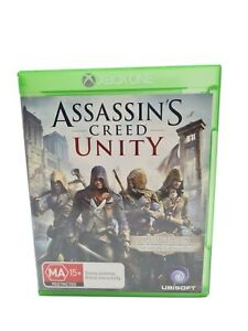 ASSASSIN'S CREED: UNITY   XBOX ONE   PAL   COMPLETE