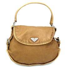 ROXY New Girls Logo Handbag Tan Bag