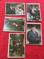 1966 GREEN HORNET PHOTOS TRADING CARD GROUP LOT OF 5 CARDS