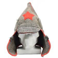 Original Vintage Soviet army hat warm handmade winter budenovka military surplus