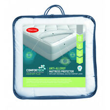 Tontine Comfortech Anti-Allergy Quilted Layer Mattress Protector-K|Q|D|K-S|S