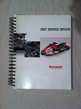 Kawasaki 2007 Service Update Manual Watercraft, Motorcycles, Atv's, Off-Road