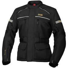 IXS Classic-GTX Hombre Touring textil chaqueta impermeable STD/lang/corto negro