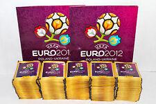 Panini EM Euro 2012 – 500 Tüten Packets + 2 x Album INTERNATIONAL VERSION
