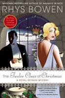 The Twelve Clues of Christmas [A Royal Spyness Mystery] , Hardcover , Bowen, Rhy