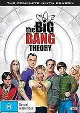 THE BIG BANG THEORY The Complete Ninth Season 9 (3 Disc DVD) - Region 4