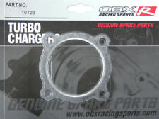 "OBX Racing Graphite w/Metal Ring Gasket For 4 Bolt 3"" Turbo Exhaust GT Spec"
