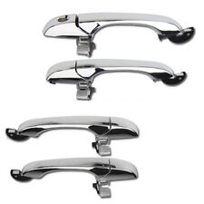 Outer Door Handle Chrome Fit For Chrysler 300 C 05-10 Dodge Magnum 05-08 Charger