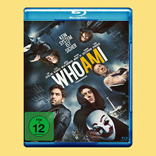 ••••• Who Am I - Kein System ist sicher (Elys M'Barek) (Blu-ray)*Orig. verpackt*