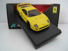 Ferrari F40 in gelb  Kyosho  Maßstab 1:43  OVP  NEU