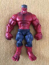 Hasbro Marvel Legends Red Hulk Figure Loose Complete Target Exclusive BaF Rulk