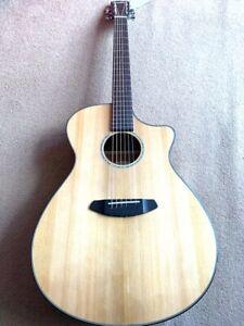 Elecro Acoustic Guitar Breedlove Pursuit Concerto CE - Red Cedar RRP £729.00