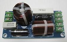 2 DYNAVOX 2-Wege Switch Audio Crossover BASS TREBLE 3,2khz 120W 2w120 #7277 Pair