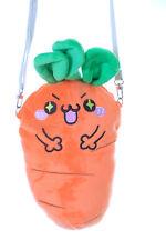 LB-208 Orange Carrot Joke Plush Lolita Anime Harajuku Bag Kawaii