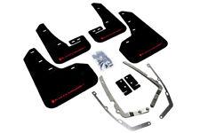 Rally Armor Urethane Mud flaps Black w/Red Logo For Golf/GTI/TSI/AT/SW MK7 15-