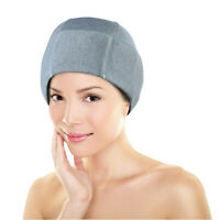 Cooling Migraine Relief Hat - Wearable Cold Therapy for Headache Pain Relief
