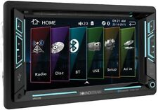 NEW SOUNDSTREAM DOUBLE 2 DIN VR-63B DVD/CD/MP3 PLAYER 6.2