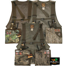 DRAKE WATERFOWL OL TOM TIME AND MOTION ESSENTIALS 2.0 CAMO TURKEY VEST