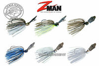 Z Man Evergreen International Jack Hammer Chatterbait 1-1/4oz - Pick