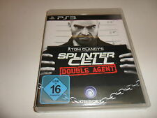 PlayStation 3   Tom Clancy's Splinter Cell: Double Agent