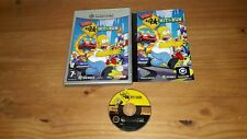 Jeu Nintendo Gamecube Game Cube The Simpsons Hit & Run complet