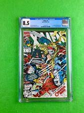 X-men #5 (1992): CGC 8.5 (VF+)!  1st Appearance of Maverick!  Omega Red!