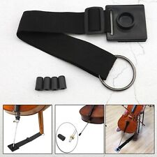 More details for cello anchor holder anti slip stopper endpin pad with 4pcs rubber endpin tip cap