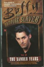Buffy The Vampire Slayer THE XANDER YEARS Vol. 2 Jeff Mariotte tv tie-in Rare