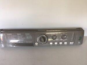 Hotpoint washing Machine HV7L130G (UK) FRONT FACIA / MAIN CONTROL BOARD