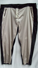 Autograph ankle TUXEDO stretch Pants Black back neutral front zip / hook 26 NEW