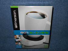 EMERSON ELECTRIC BEVERAGE WARMER - KEEPS DRINKS & SOUP WARM - NEW