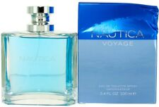 Voyage by Nautica For Men EDT Cologne Spray 3.4oz Damaged box New