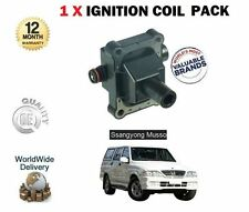 FOR DAEWOO SSANGYONG MUSSO 2.3i GLS 3.2 GX220 1996->NEW 1 X IGNITION COIL