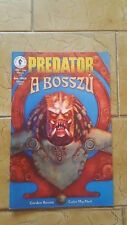 Vintage Hungarian Predator comic comics lot 1998 - #1 #3 #4 #5 #6 #7 - VERY RARE