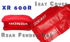 Sitzbezug & Schultertasche Tools Motorrad HONDA XR600R, XR 600, XR600 R, 2000