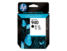 HP originale 940 NERO c4902a Officejet OFFICE JET PRO 8000 8500 OVP 12/2014