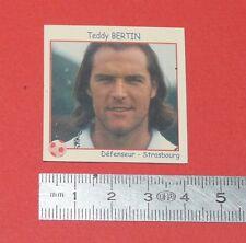 TEDDY BERTIN RC STRASBOURG RCS MEINAU MAGNET FOOTBALL 2000-2001