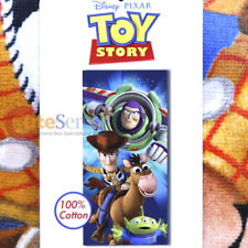 Disney Toy Story Beach Towel Bath Towel Cotton  30x60 Buzz Woddy
