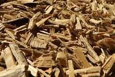 Kentucky Bourbon Barrel Wood BBQ Shredded Smoking Chunks Chips 1 kilogram