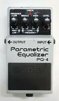 BOSS PQ-4 Parametric Equalizer Guitar Effects Pedal #68 Free Shipping