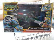 Teenage Mutant Ninja Turtles Shell Speeder WITH RAPH FIGURE  - sealed MIB rare