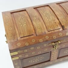 Handcrafted Sheesham Wooden Trunk