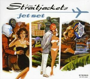Los Straitjackets - Jet Set CD NEW