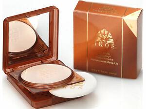 Ikos Profischminke Wet and Dry light 12,5g das Original make up Teint Puder